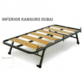 Somier de láminas KANGURO DUBAI INFERIOR