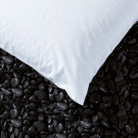 Protège oreiller LUNA 100% coton