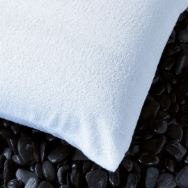 Protège oreiller *MISTRAL* 100% coton