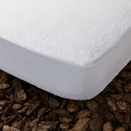 Protector colchón ACQUA Rizo 100% algodón