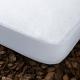 Protector colchón NIEVE Rizo 100% algodón