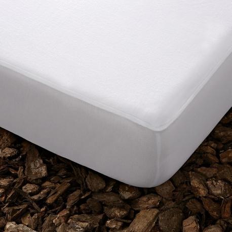 Protector colchón NEVADA Rizo microfibra
