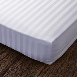 Funda de colchón *CLARIANA* Ajustable 100% Algodón