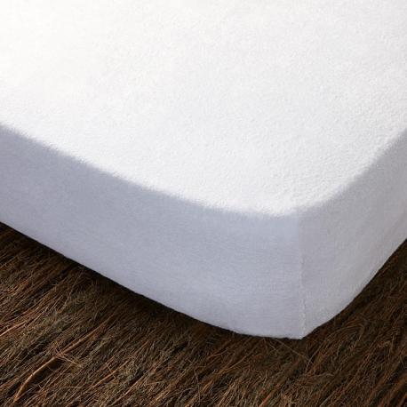 Housse de matelas MISTRAL 100% cotton ruffle