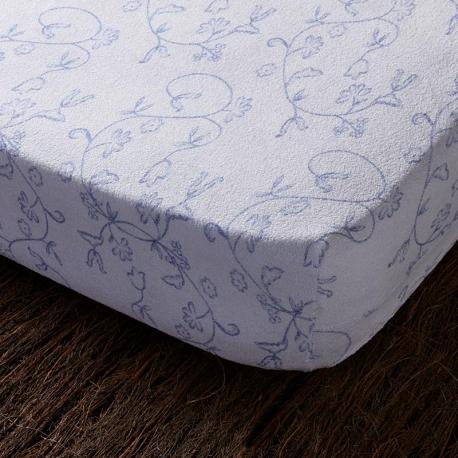 Housse de matelas VENEZIA 100% cotton ruffle
