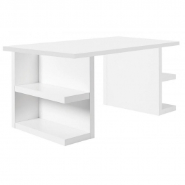 Bureau Design *TEMAHOME MULTI STORAGE* 160 x 90 Blanc