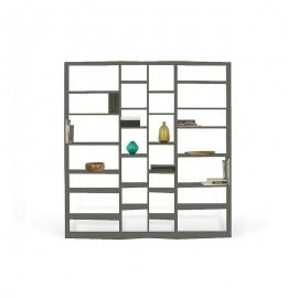 TemaHome VALSA 3 Librería de diseño gris