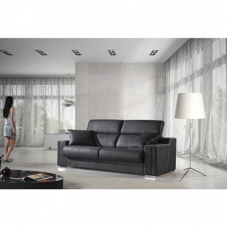 Canapé-lit MARTINA 3 Places lit 140 x 190