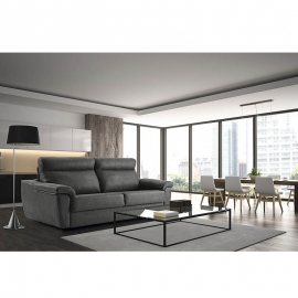 Canapé-lit MARIBEL 3 Places lit 140 x 190
