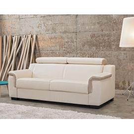 Sofá Cama TUCANO 3 plazas, cama 160 x 195 Sistema Italiano
