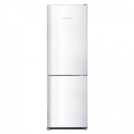 Réfrigérateur combiné JOCEL JC-321LNFB (HxLxP) 185,5 x 60 x 67,2 cm. 320L. Total no frost. A+. Couleur blanche.