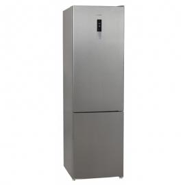 Réfrigérateur combiné *JOCEL* JC-351LNFI 200 cm - 351L. Total No Frost. A+. Acier inoxydable.