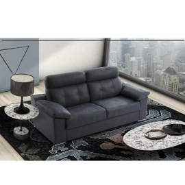 Sofá Cama NÚRIA cama 140 y 160 x 195 colchón 18 cm