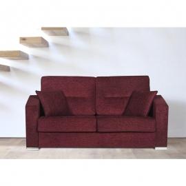 Canapé-lit rapide MEGAN . Système italien Lit 140 x 190 cm