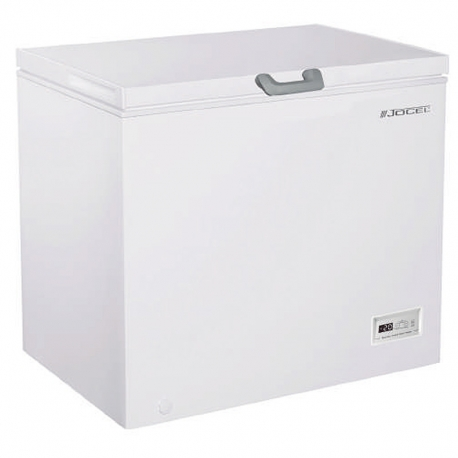 Congelador horizontal JOCEL. color blanco. (AxAxP) 84,7 x 91 x 55,5 cm - JCH-200