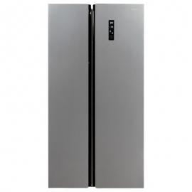 Réfrigérateur américain, Side By Side - Jocel JSBS014269 - No Frost, Classe A ++, Inox